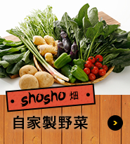 shosho畑 自家製野菜